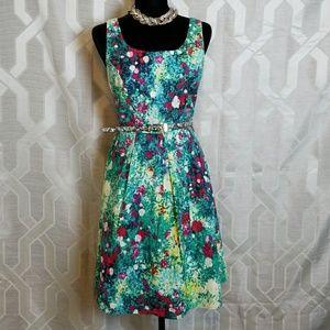 Tiana B Floral Dress